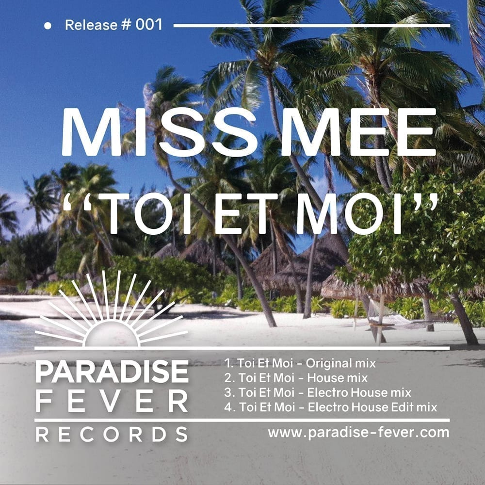 "The Montreal based artist Miss Mee presents ""Toi Et Moi"""