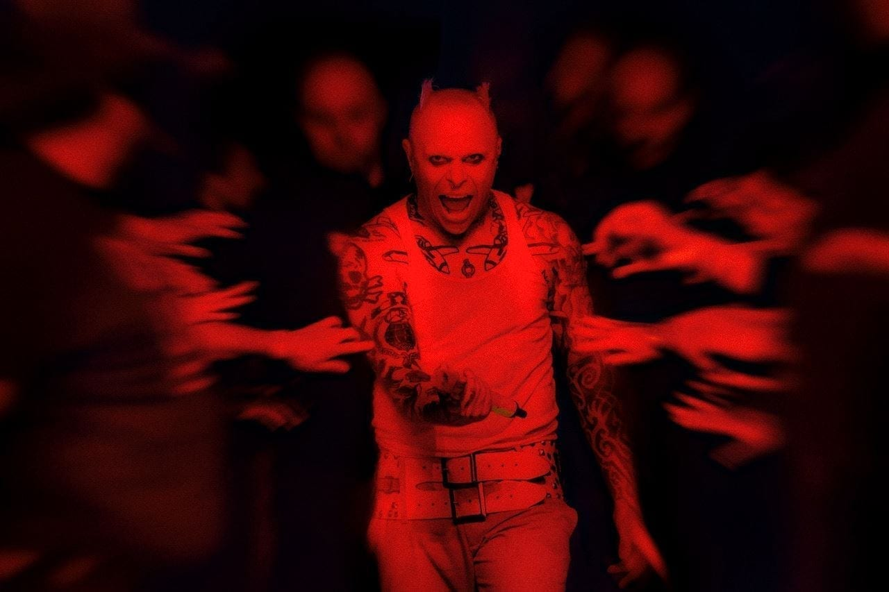 R.I.P. Keith Flint of The Prodigy (1969 - 2019)