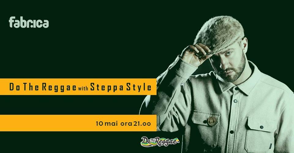 do the regge steppa style
