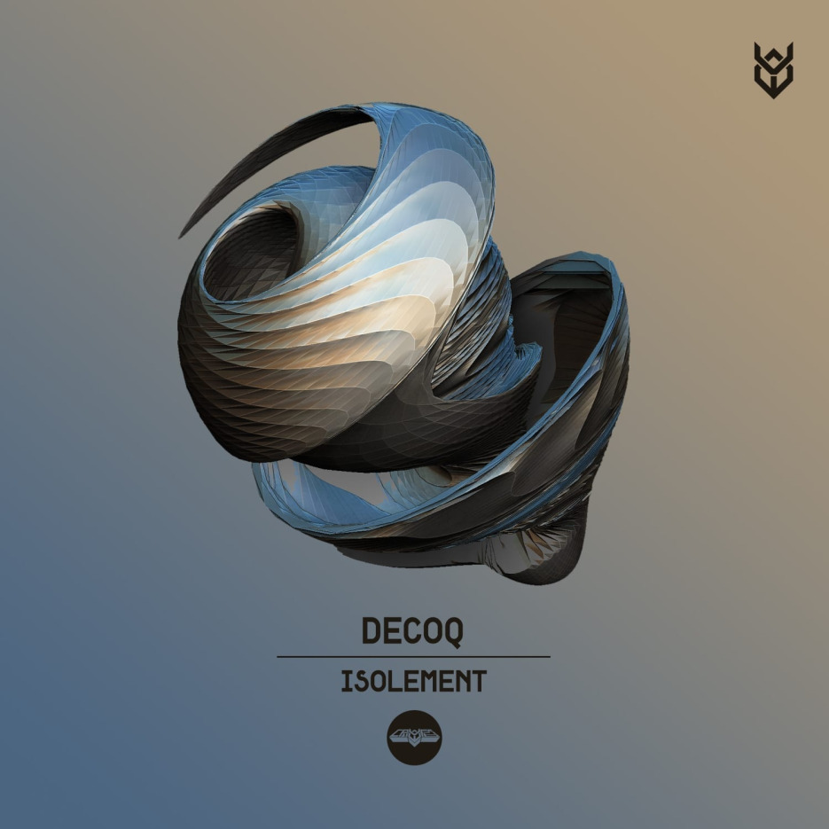 """Decoq is back to present his """"Isolement Ep"""" on Davotab"""