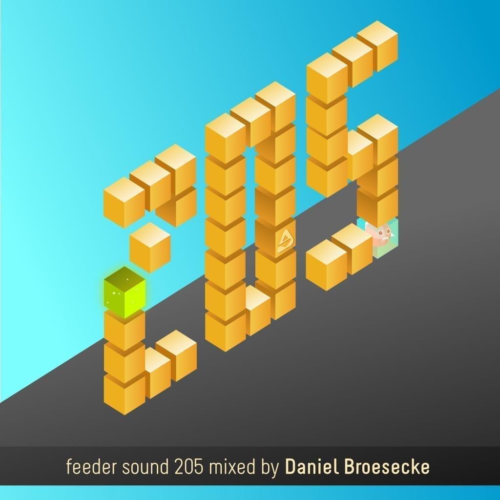 feeder sound 205 mixed by Daniel Broesecke