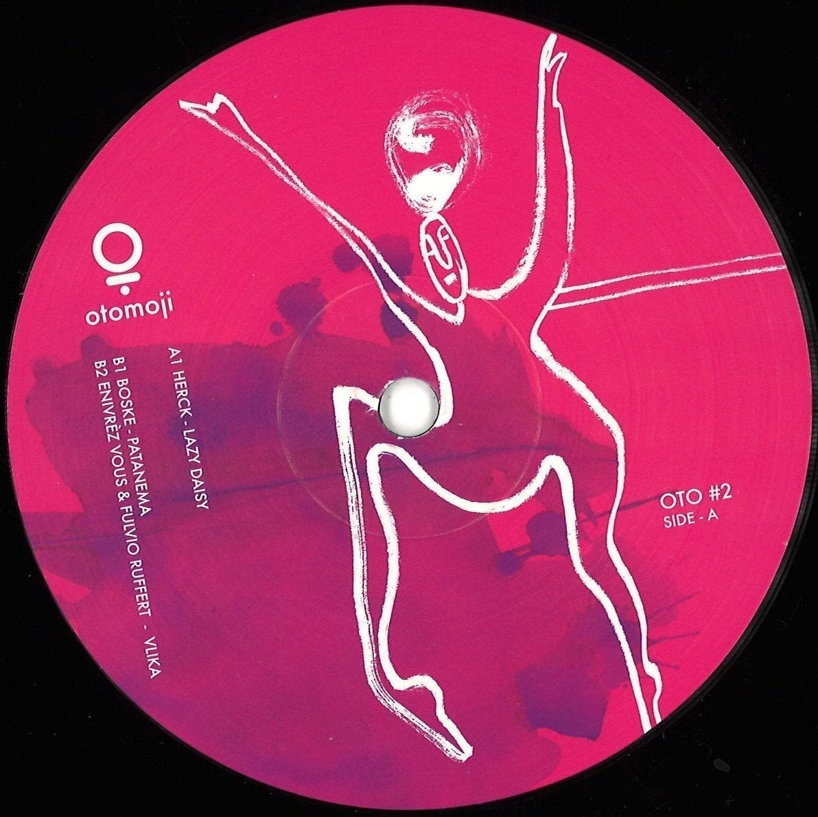 various artists - oto002 [otomoji] front