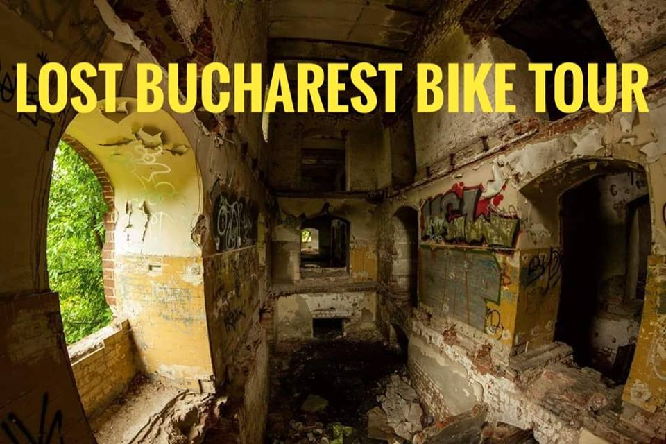 Lost Bucharest Bike Tour 2019