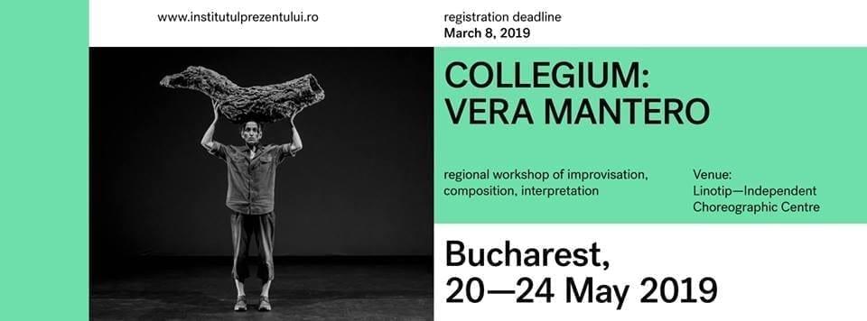 IP Collegium: Vera Mantero