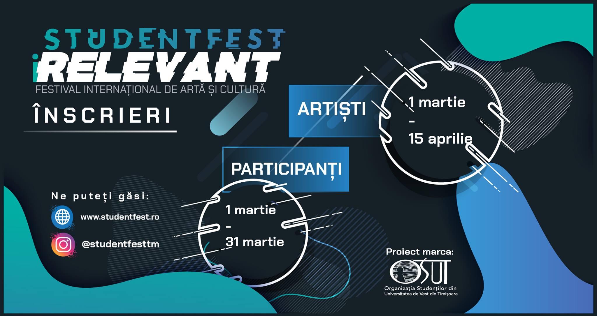 StudentFest iRELEVANT // 2019