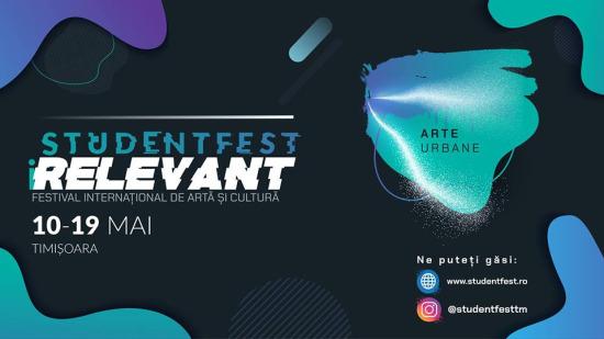Arte Urbane // StudentFest iRELEVANT