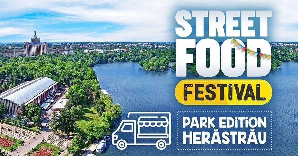 Street Food Festival: Park Edition // Herăstrău