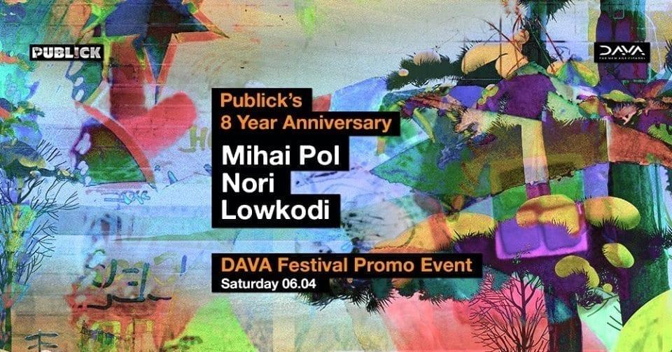 Publick's 8 Year Anniversary