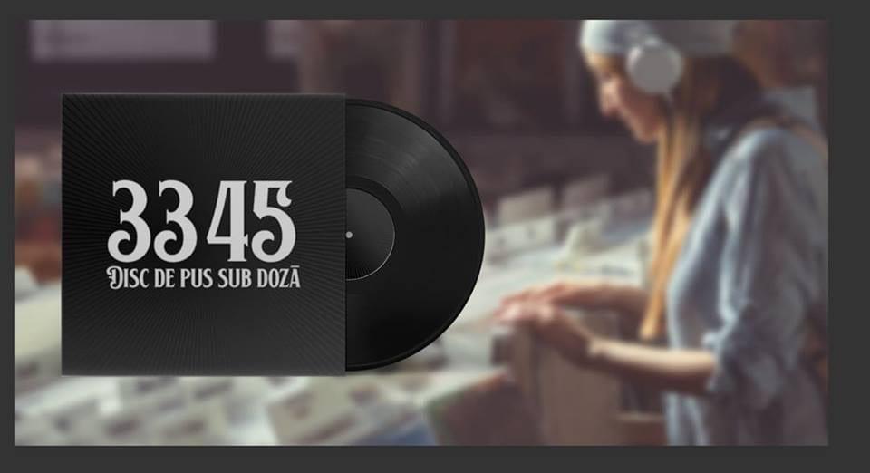 33 45 - Disc de pus sub doză