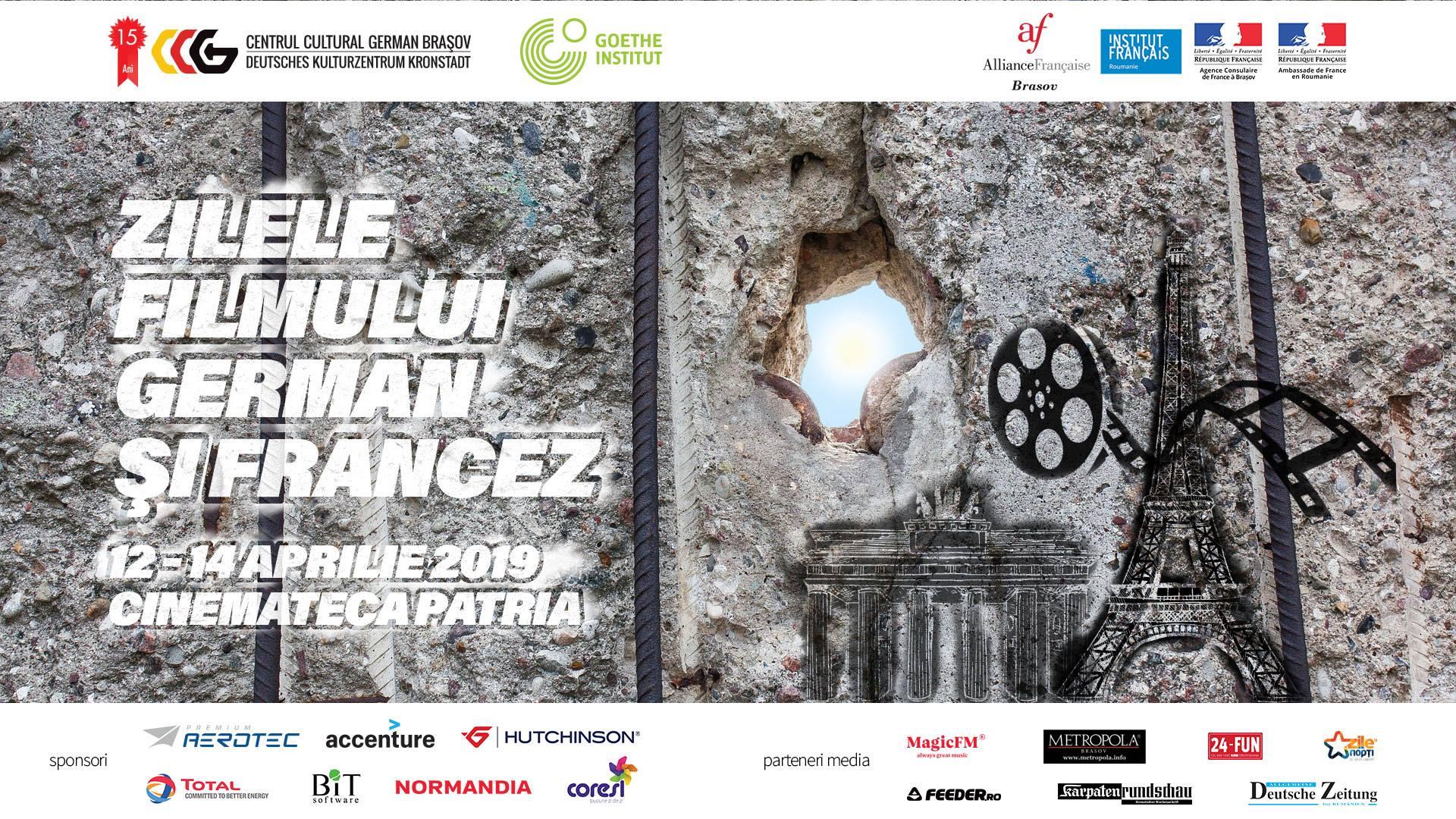 Zilele filmului german și francez Brașov