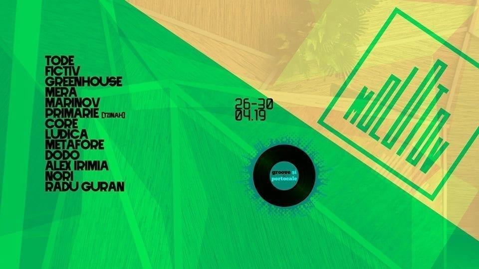 Molotov x Groove & Portocale [26-30.04]