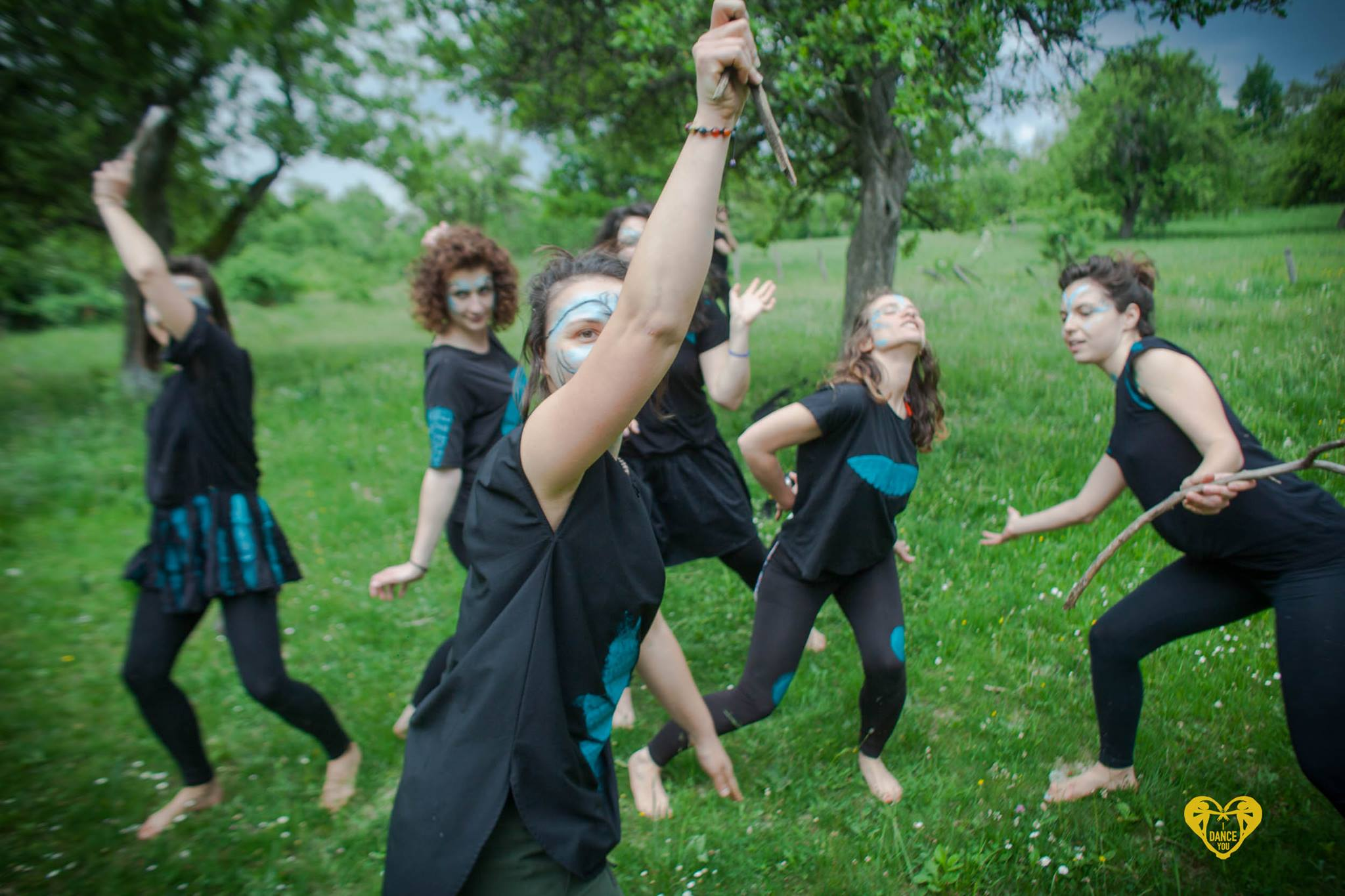I Dance You - Corpul Poveste