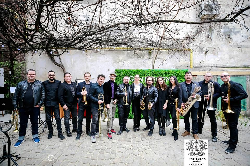 Bucharest Jazz Orchestra | Tail Hunt