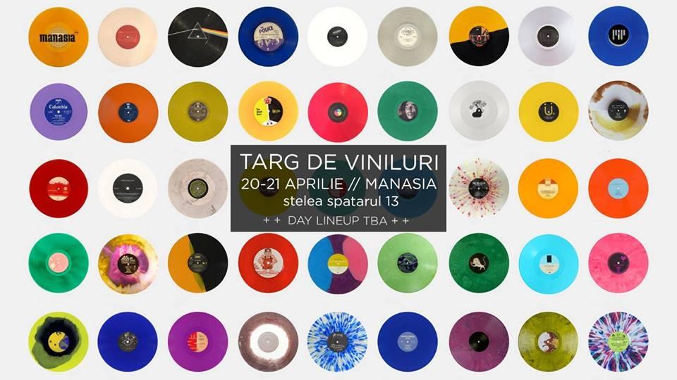 Targ de Viniluri // Manasia // Spring Edition