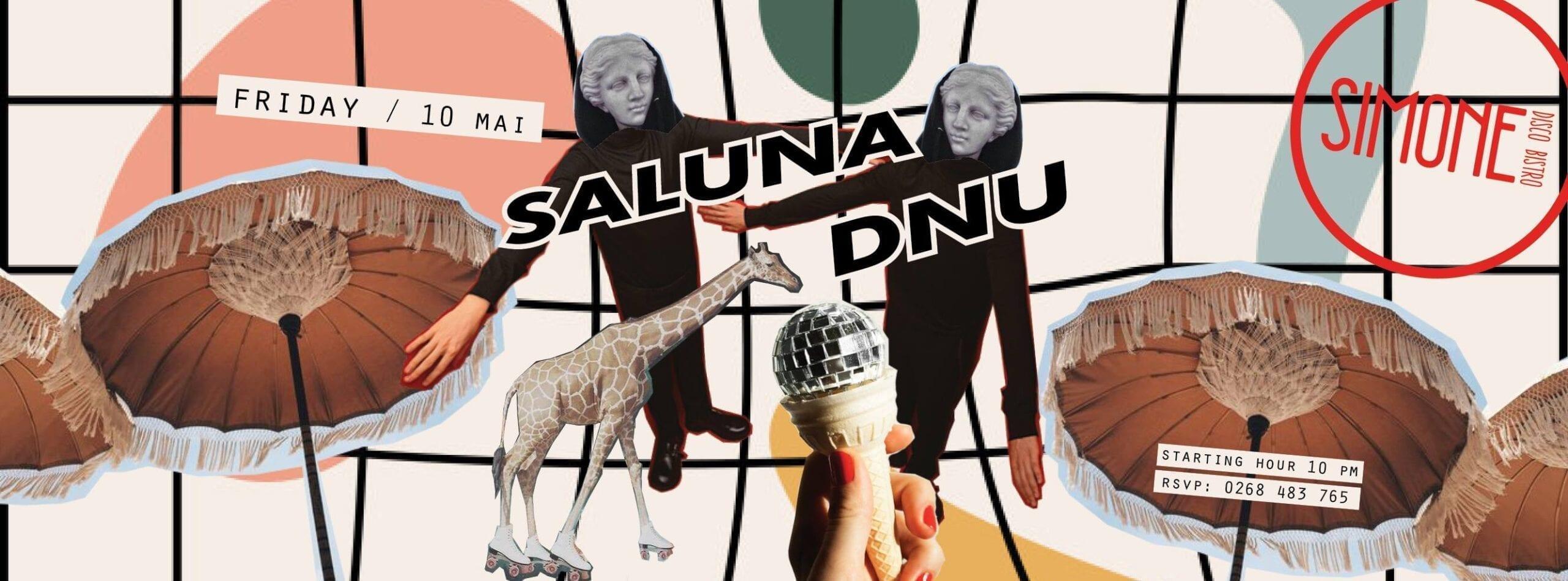 Saluna [B] & DNU - Simone Brașov