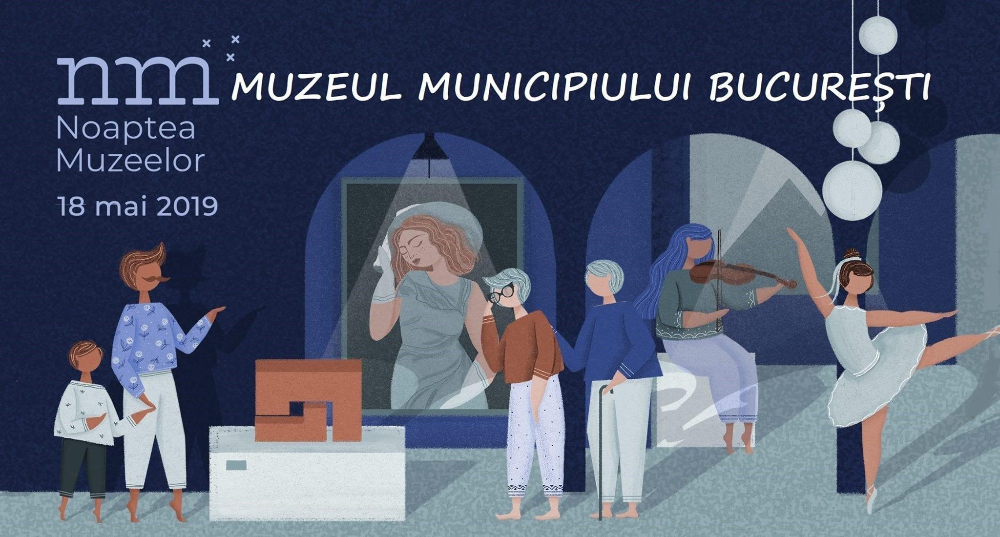 Program Noaptea Muzeelor - 18 MAI 2019