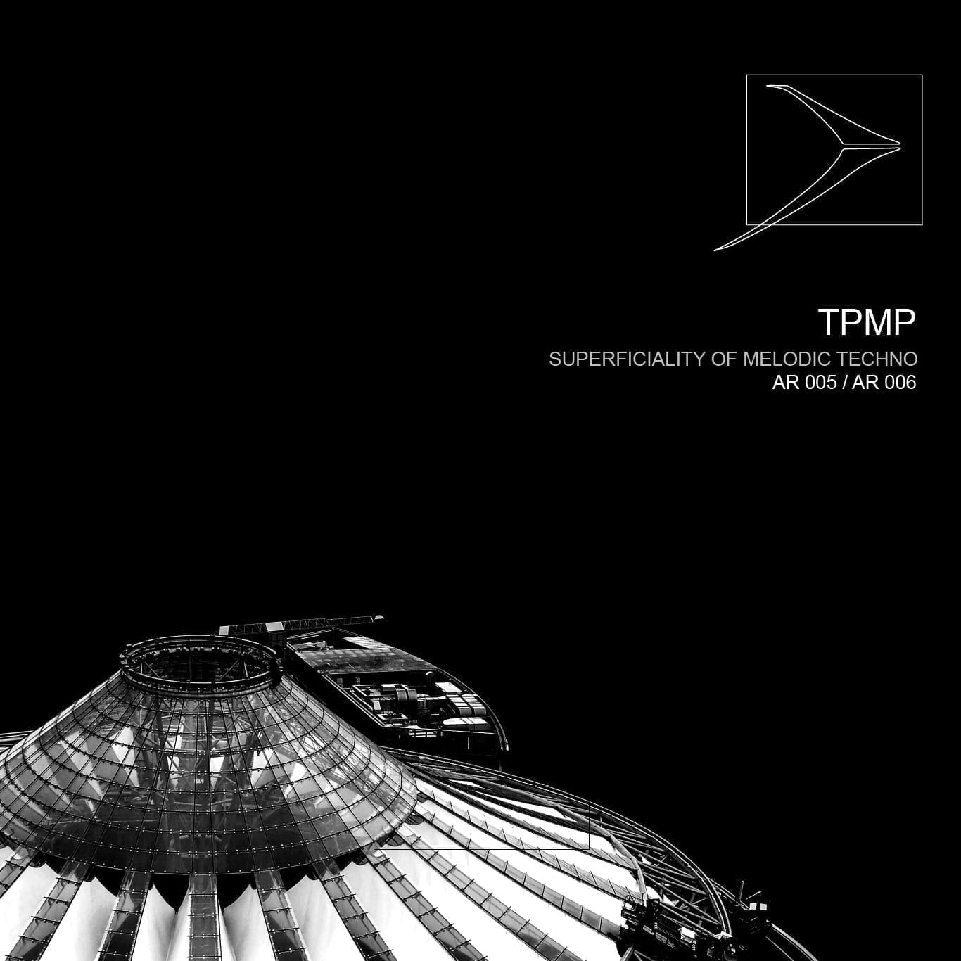 "TPMP gets on Anmuring records with a two-tracker EP titled ""Superficiality of Melodic Techno"""