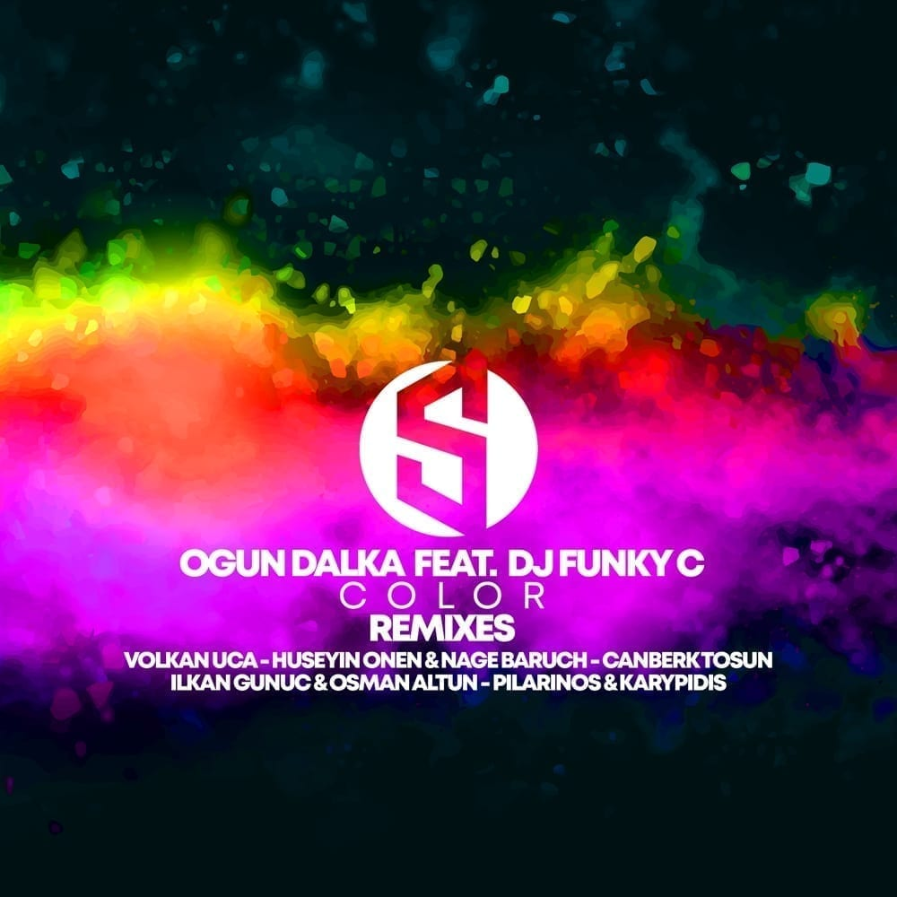 "The Sin Records is back to present five amazing remixes of ""Color"", by Ogun Dalka feat. Dj Funky C"