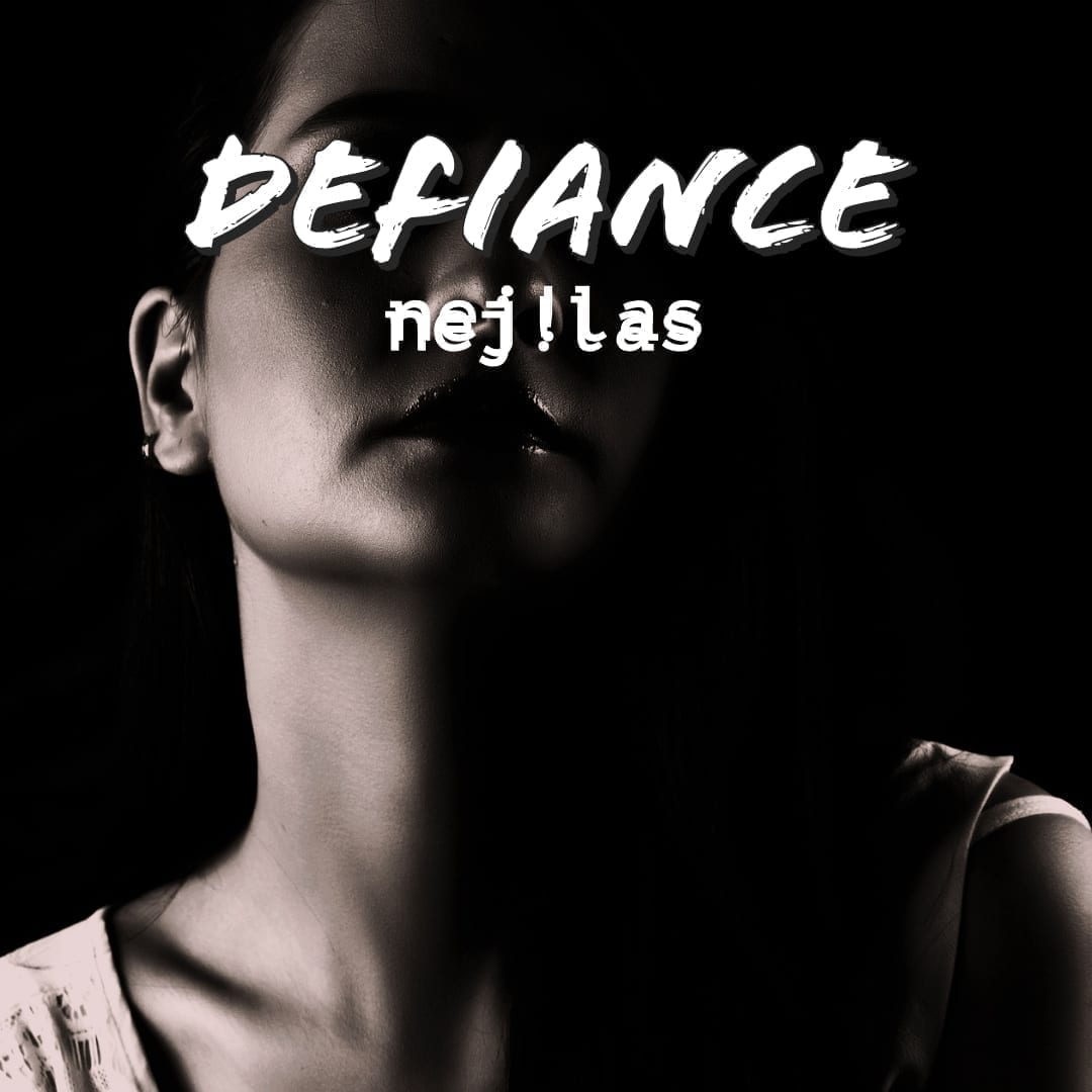 """nej!las is back with """"Defiance"""" EP"""