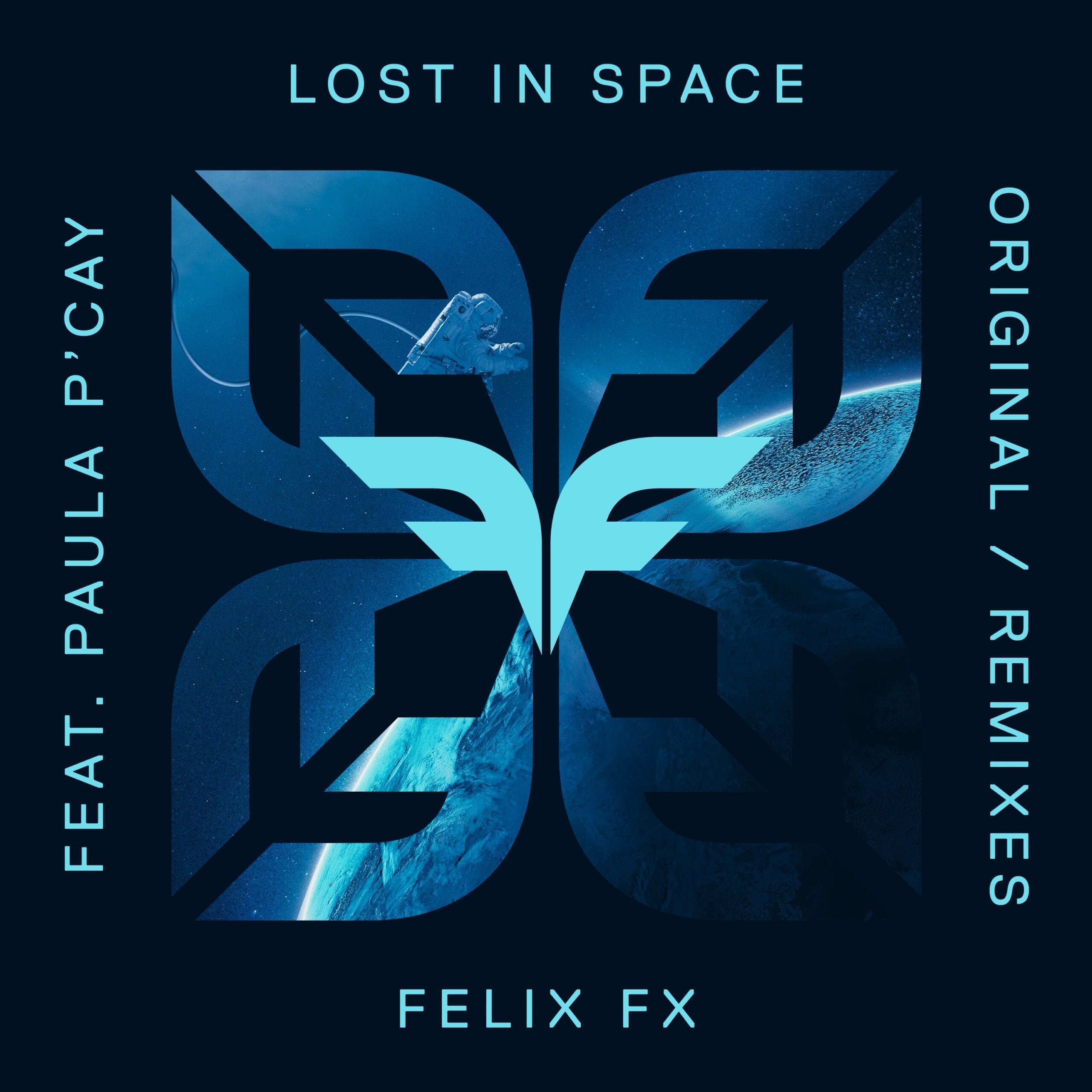Felix FX – 'Lost In Space' feat. Paula P'Cay on Flemcy Music