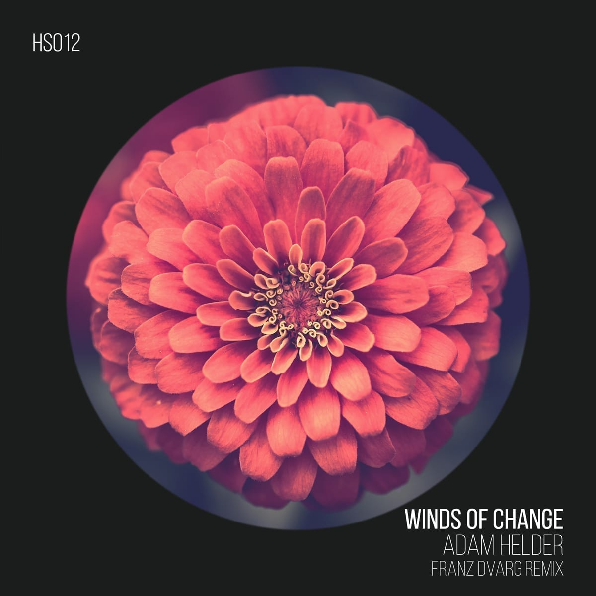 "Adam Helder is back with ""Winds Of Change"", with a Techno remix by Franz Dvarg HS012"