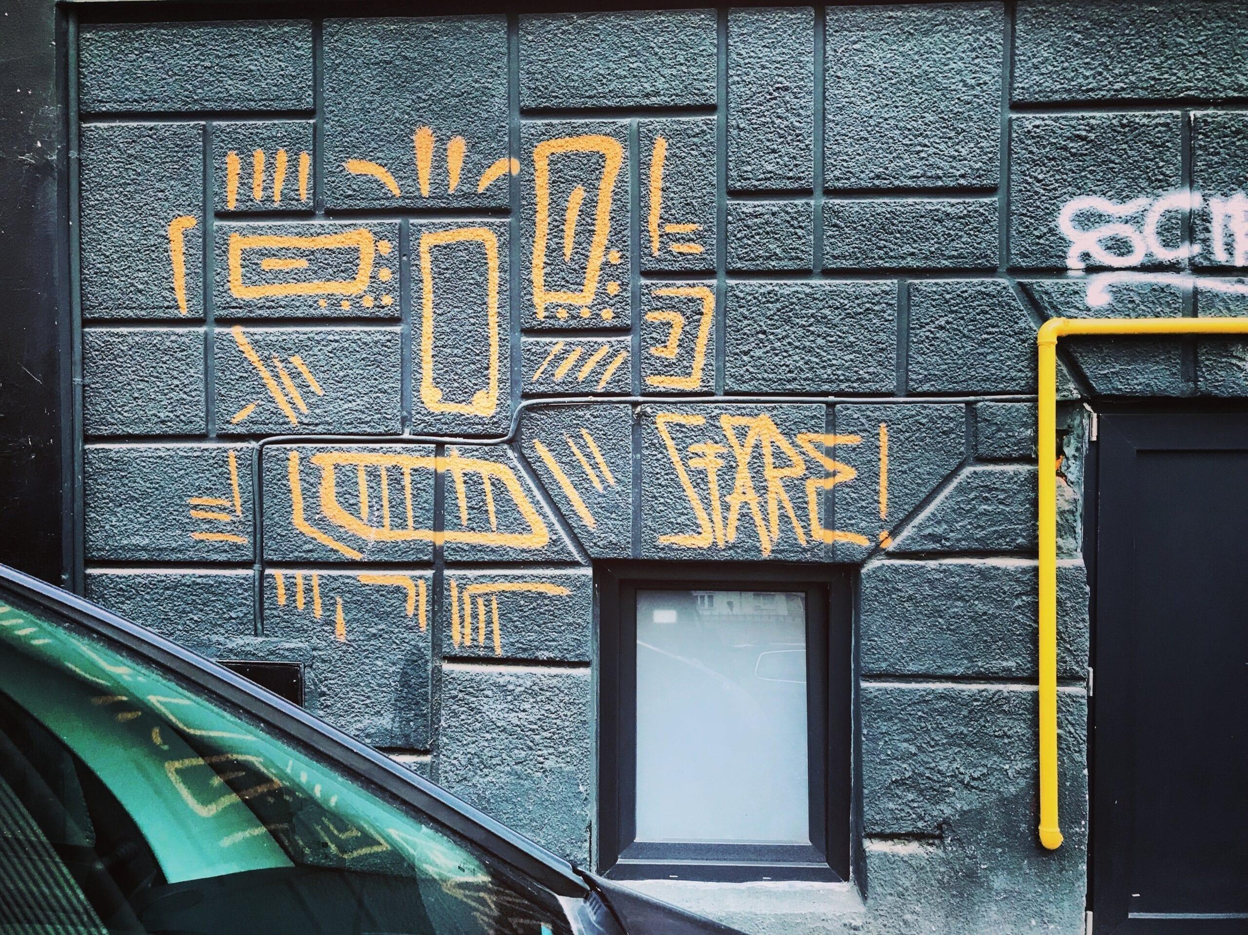 Interviu cu Maria Duda - Artă urbană