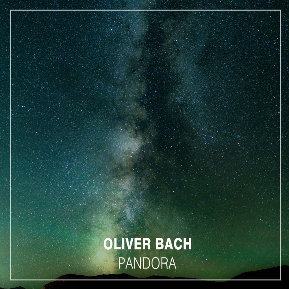 "Oliver Bach is back with his techno trip ""Pandora"""