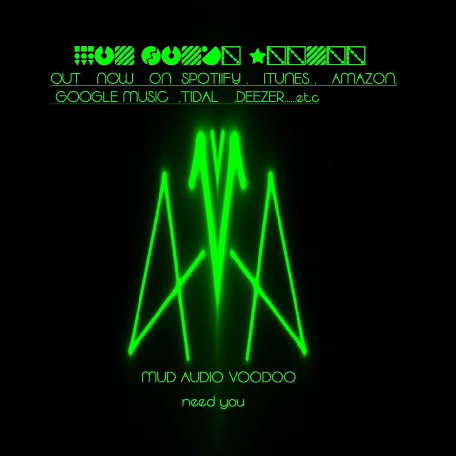 """Mud Audio Voodoo's latest output is the funky """"Need You"""""""