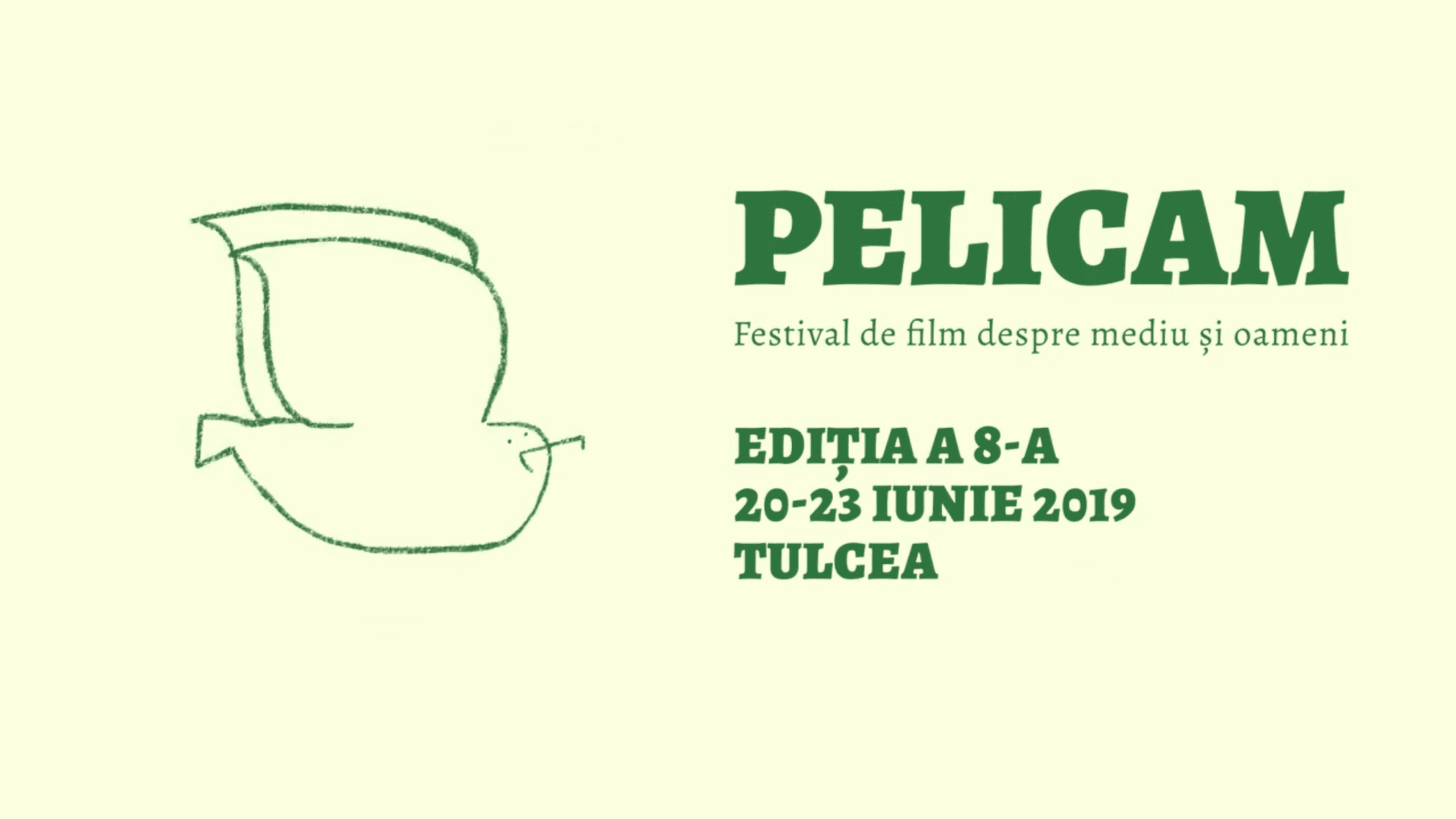 Pelicam Festival International de Film Tulcea 2019