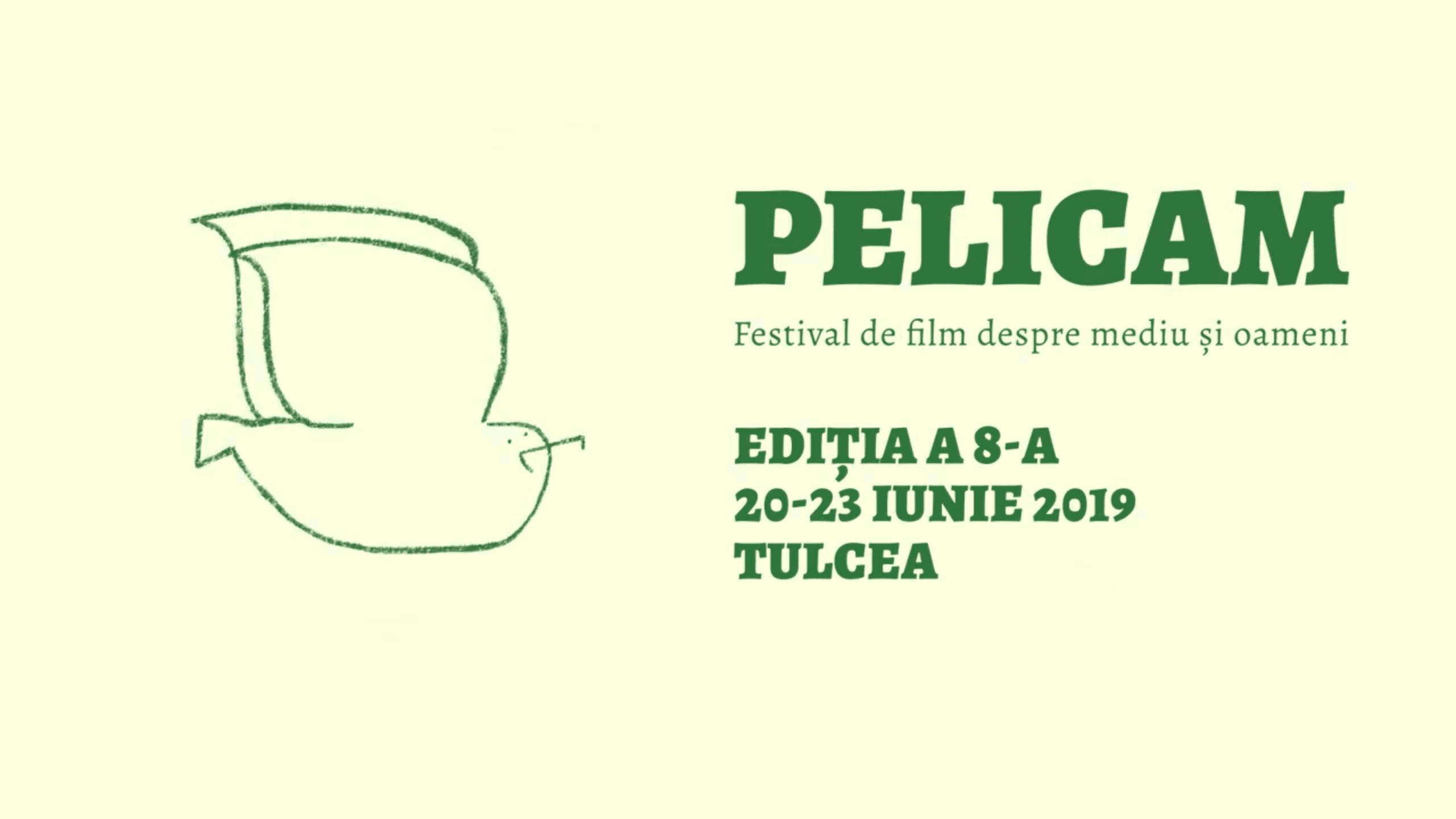 Pelicam Festival International de Film Tulcea 2019