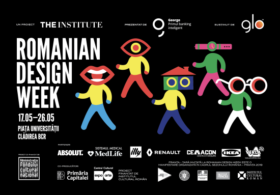 Romanian Design Week 2019 presents over 200 design and architecture projects RDW2019