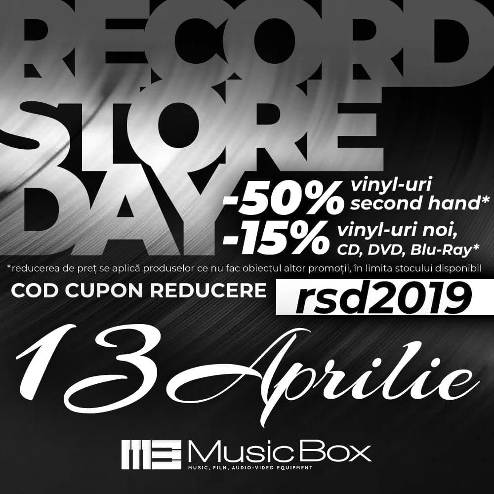 Record Store Day at Music Box