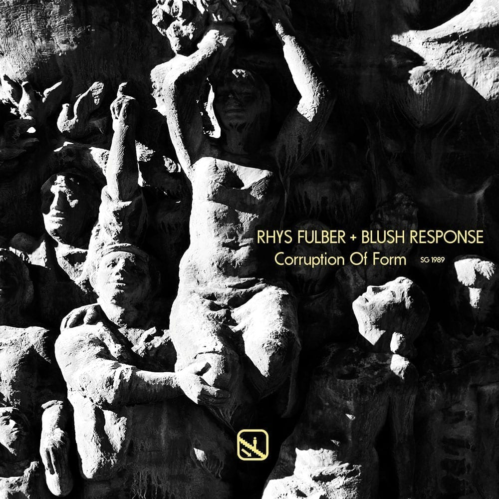 Blush Response and Rhys Fulber are releasing their collaborative EP 'Corruption of Form' this April via Sonic Groove