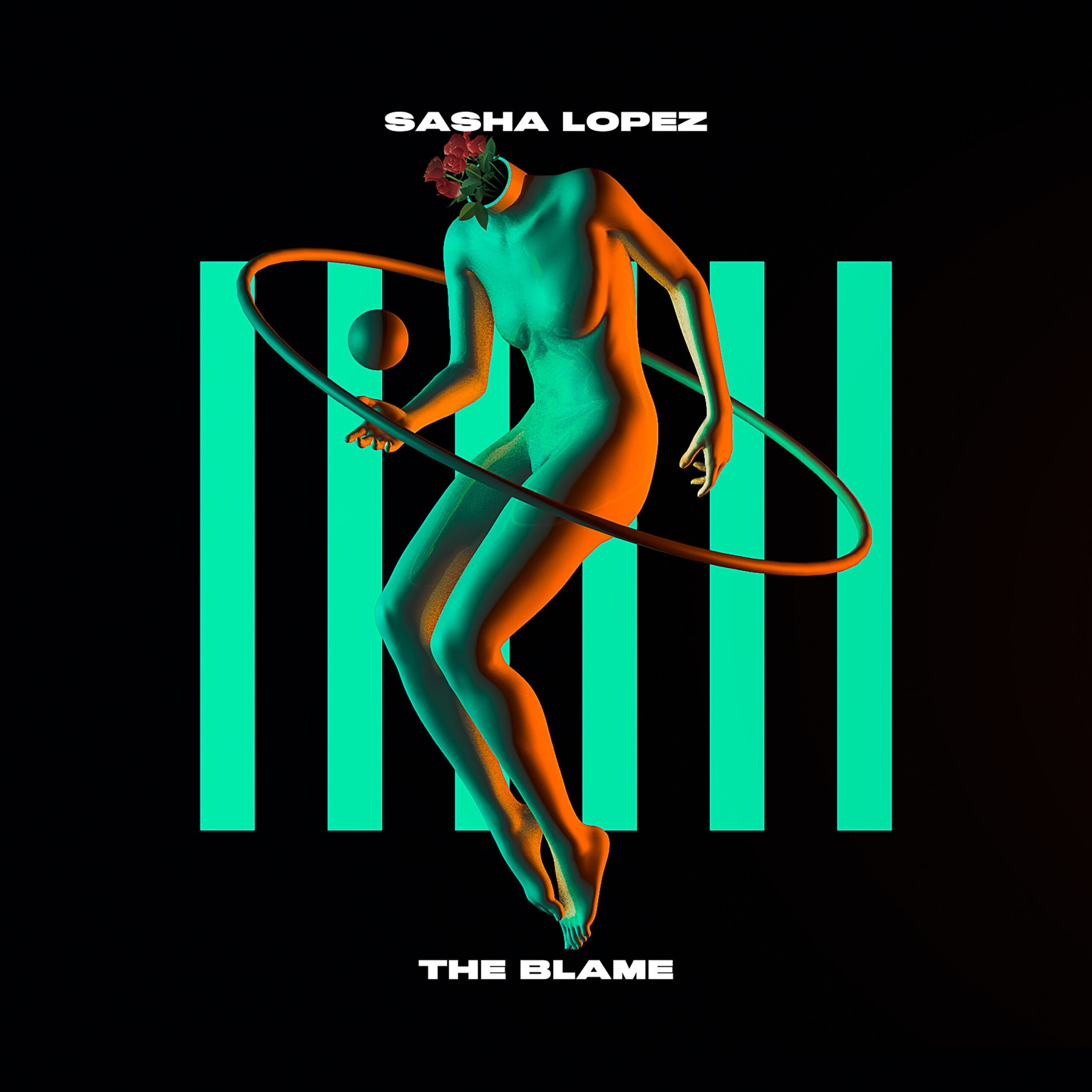 Sasha Lopez touches down with his latest single 'The Blame', as the producer hailing from Bucharest serves up another fine slice of electronica.
