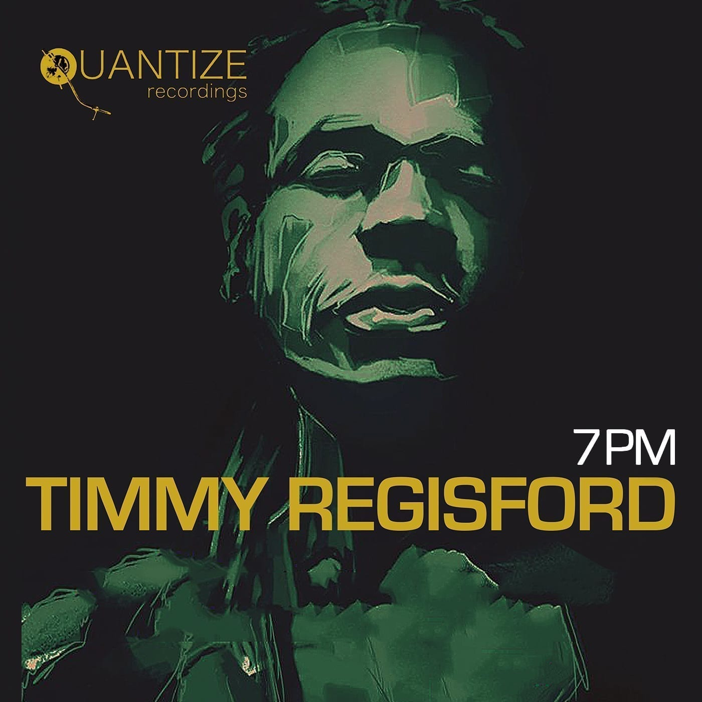 Timmy Regisford - '7pm' Album [Quantize Recordings]