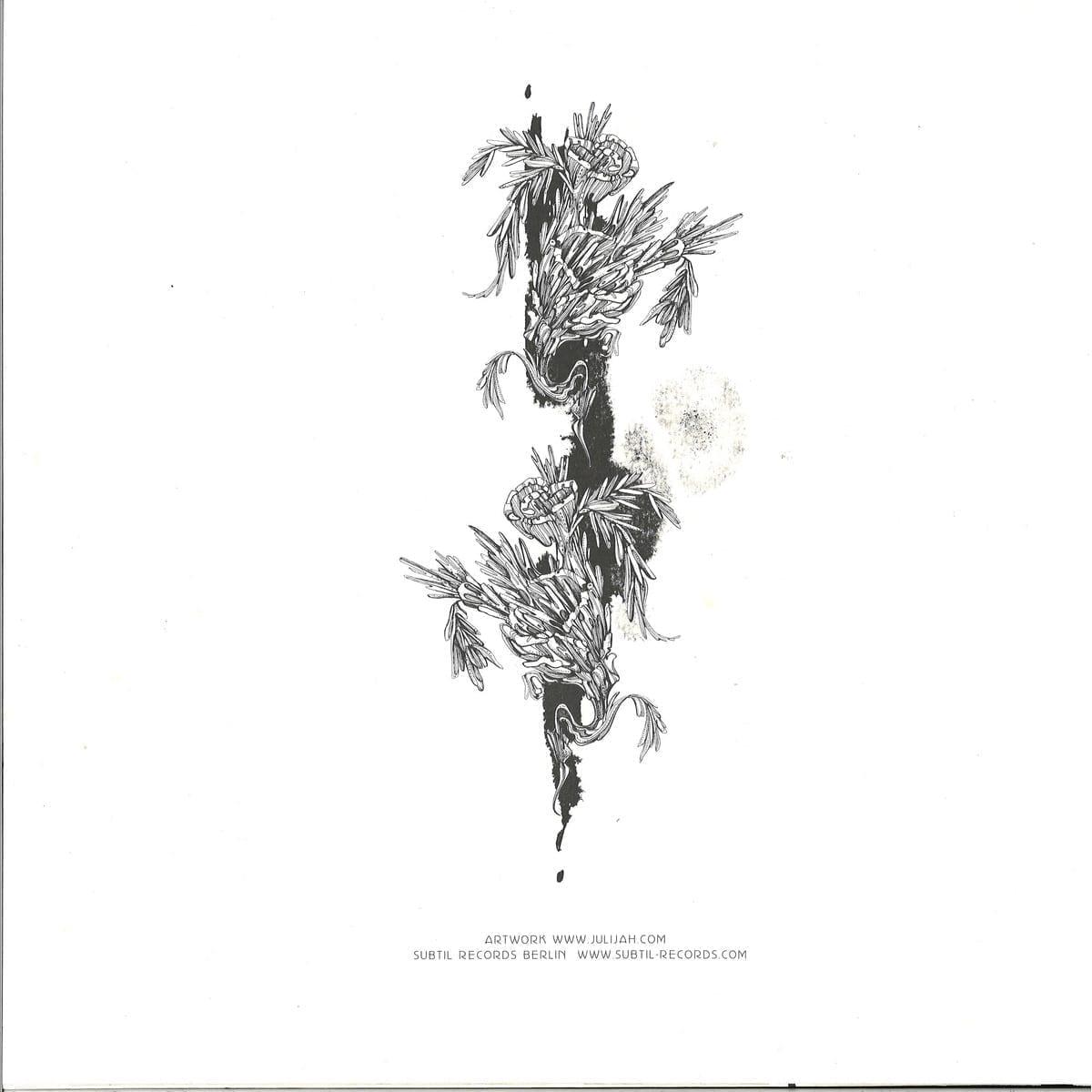 Vendi - Meeram EP [Subtil Records] back