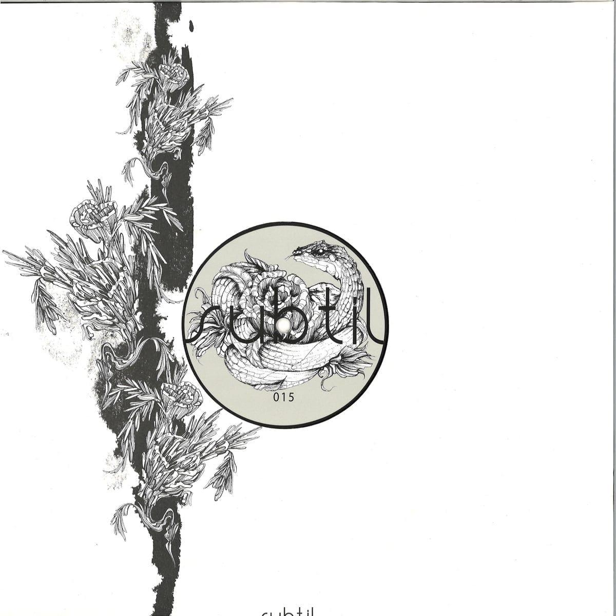 Vendi - Meeram EP [Subtil Records] front