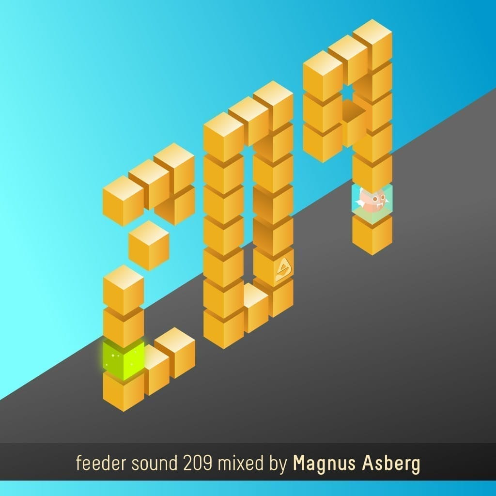 feeder sound 209 mixed by Magnus Asberg [Romana Records]