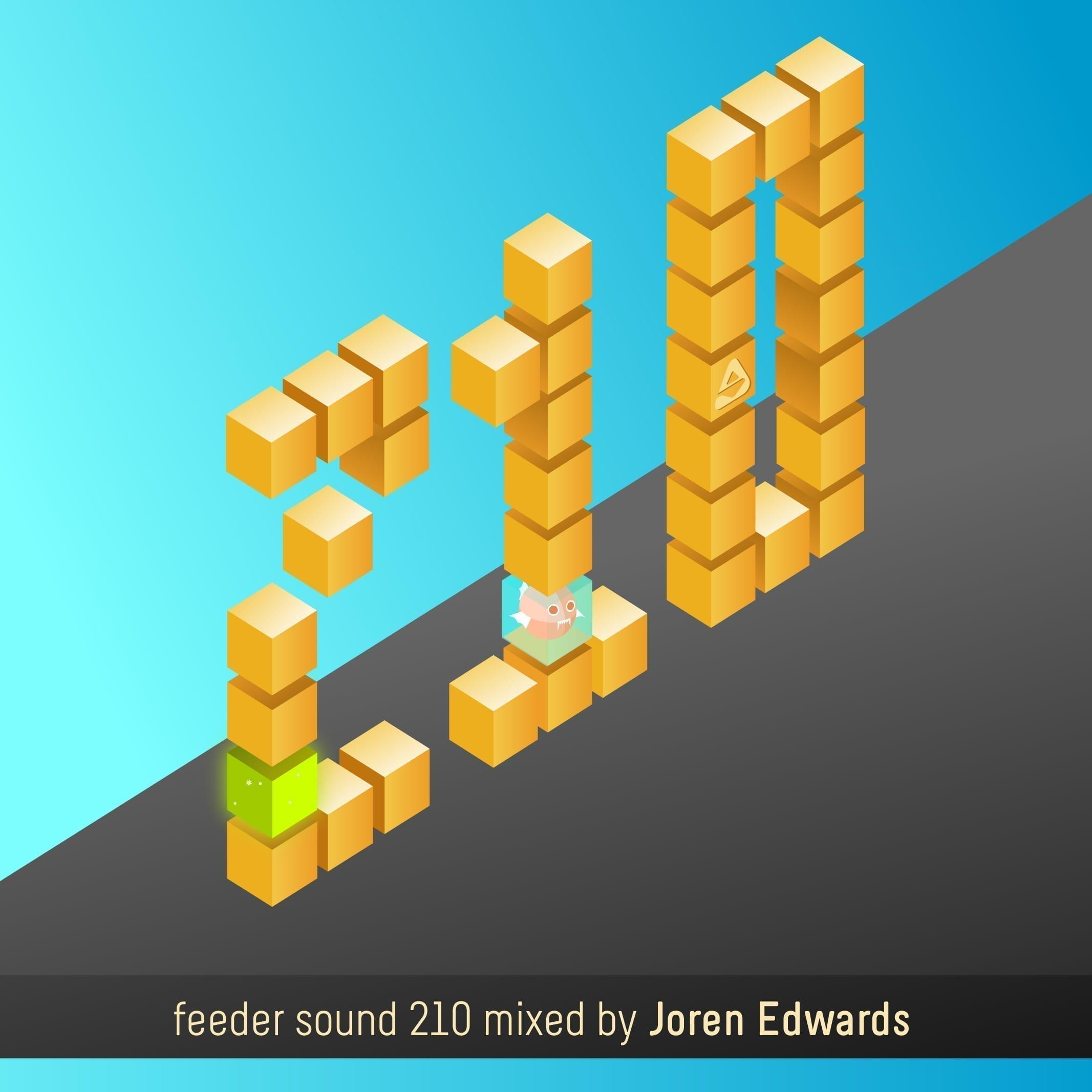 feeder sound 210 mixed by Joren Edwards