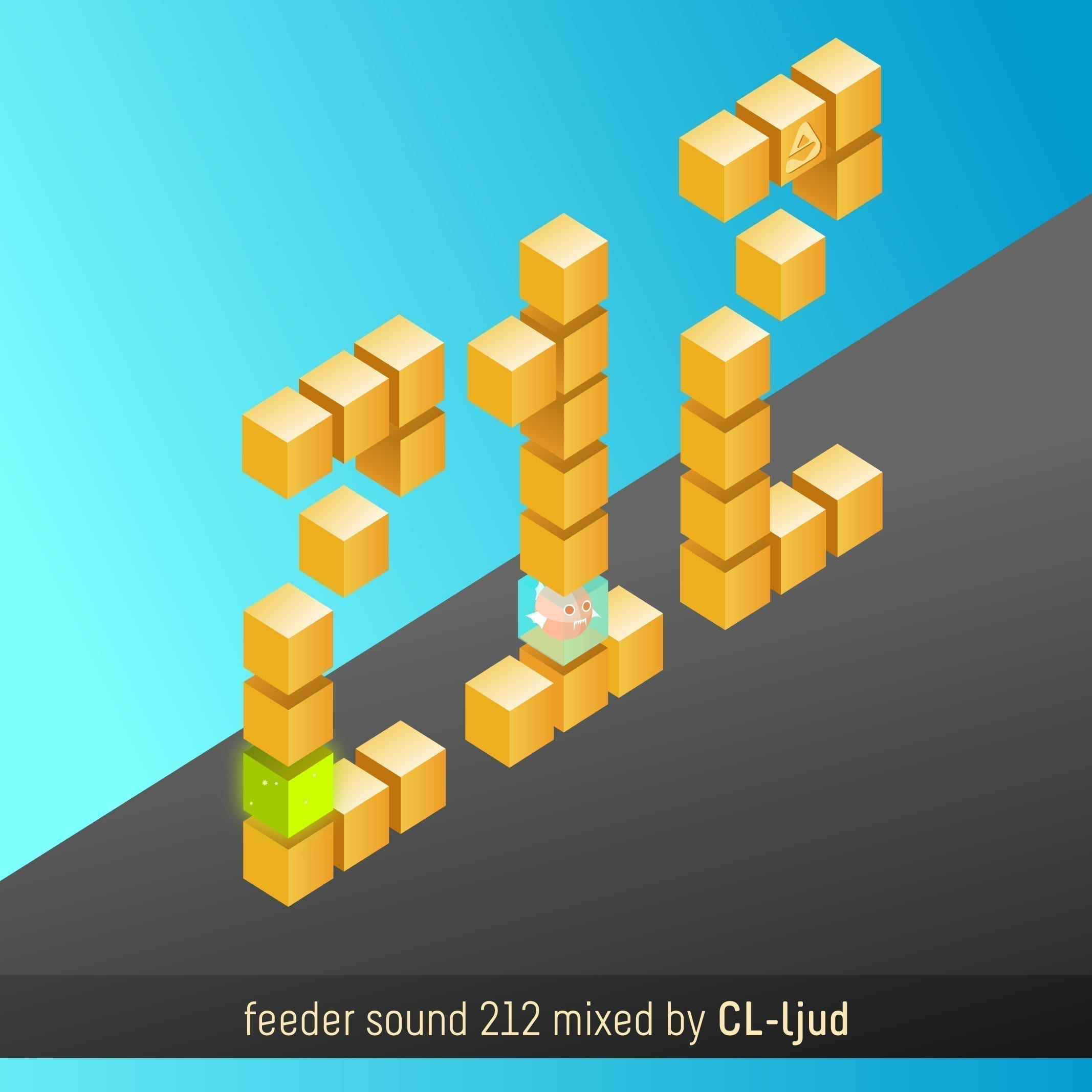 feeder sound 212 mixed by CL-ljud