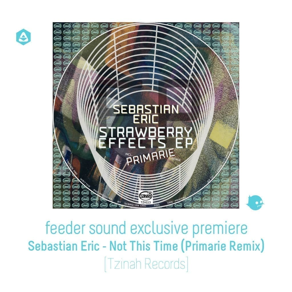 feeder sound exclusive premiere: Sebastian Eric - Not This Time (Primarie Remix)