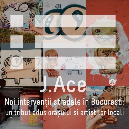 J.Ace - intervenții noi București