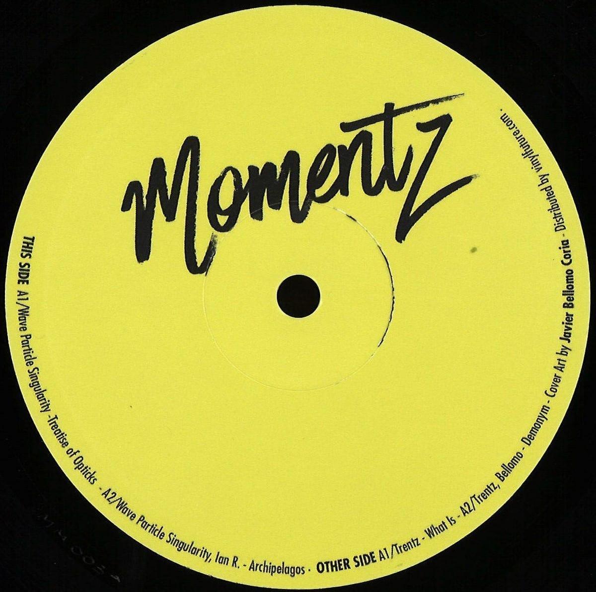 various - momentz003 [momentz] front