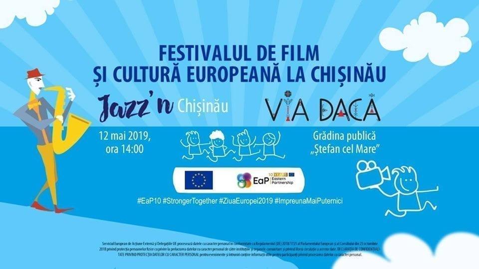 Festivalul de Film și Cultură Europeană 2019 la Chișinău