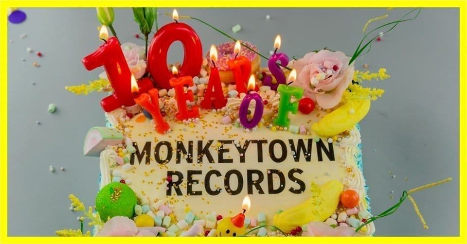 10 Years Of Monkeytown Records