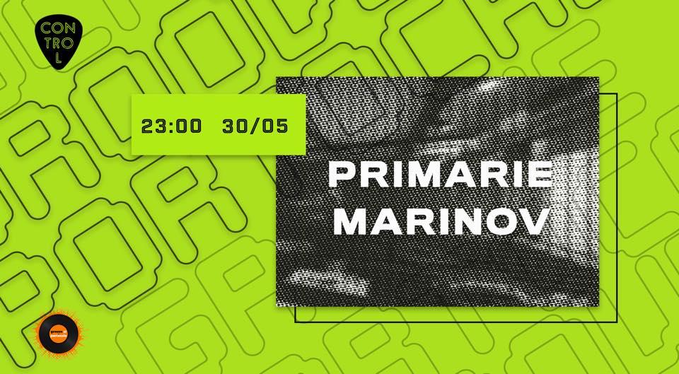 Summer Restart w/ Primarie & Marinov