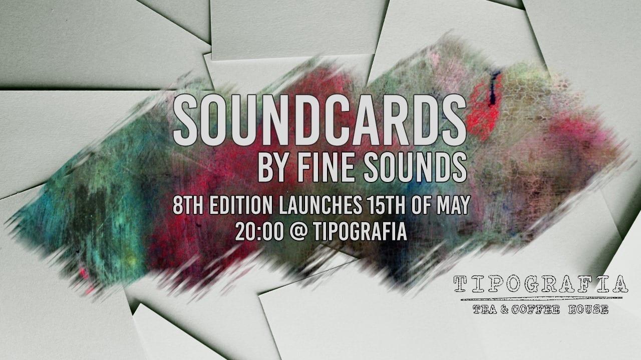 Soundcards by Fine Sounds #8 - Tipografia