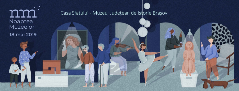 Noaptea Muzeelor 2019 la Casa Sfatului Brașov