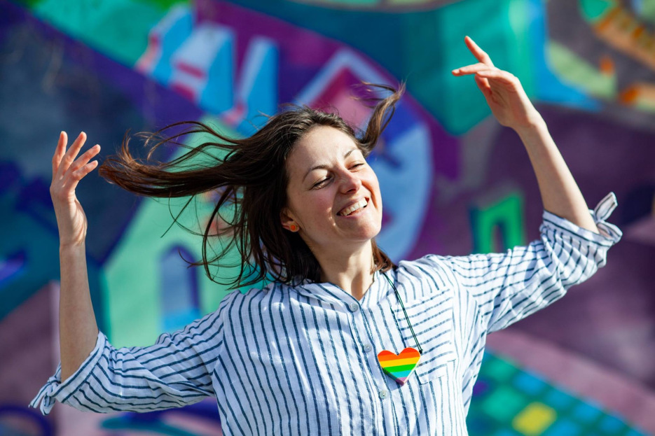 The Joy of Spontaneity - I Dance You Brașov