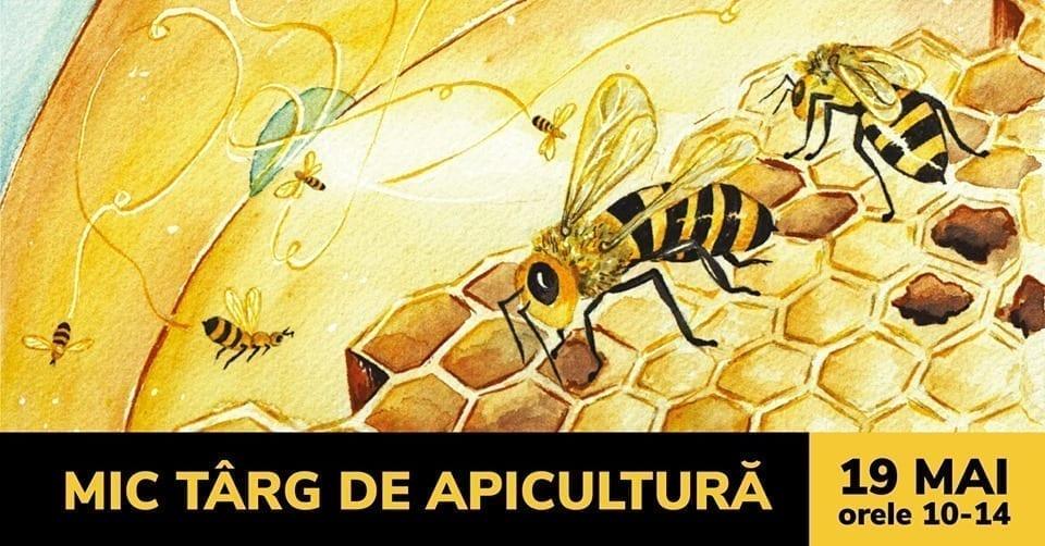 Mic târg de apicultură urbană